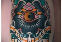 Old School Tattoo Inspiracje