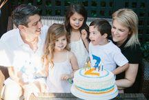 beckett's birthday parties