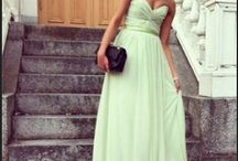 P R O M / H O M E C O M I N G   D R E S S E S. / Ideas of what you'd like to wear to prom or homecoming.