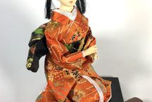 Collection - Japanese dolls