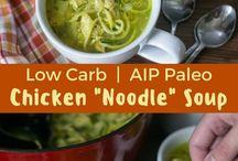 Low Carb Soups & Stews