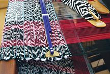 Rug rag. Половики тканые. / Как идея для ткачества.