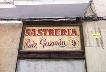 Madrid rotulado / Instantáneas de las rotulaciones antiguas de Madrid. #signpainting #typography  / by Nicolás García Marque