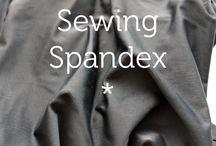 knit & spandex