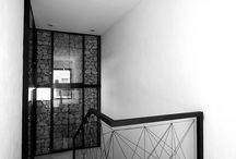 DOM - Schody & przedpokój,drzwi