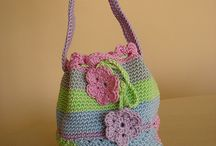 bolsos ideas crochet