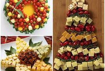 Christmas baking and appetizers