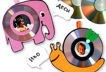 Tvoření z CD