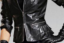 FashionFuture Leather and Lace