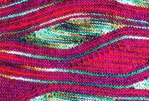 Inspiration - Knitting Techniques