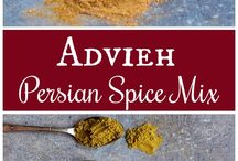 Homemade Spice Mixes and Blends