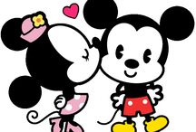 Clip Art-Disney 5 Babies/Mickey Heads/Print Outs / by Tammy Mellies