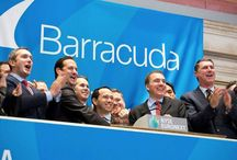 Barracuda IPO / Barracuda went public on the New York Stock Exchange under the ticker symbol CUDA on November 6, 2013.  Investor information can be found at https://investors.barracuda.com.