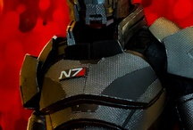 N7 cosplay research