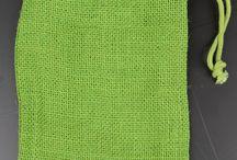 Burlap Bags / Beautiful selection of colored party burlap bags, burlap/jute tote bags, and regular home-use burlap bags