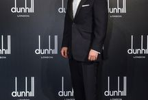 Inside our SS16 Collection Presentation at Twin Villas, Shanghai / Henry Cavilll wearing a dunhill Tuxedo Alfred Dunhill