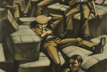 nevinson war art