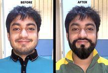 Beards oil