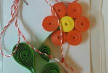 Creative hobby - Quilling