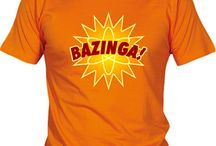 Camisetas Big Bang Theory / by Fanisetas.Com
