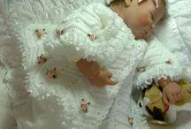 Háčkování na miminka