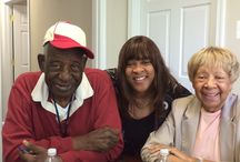 Happy Clients / Pictures from the closing table at Pruitt Title, LLC.  We close anytime, anywhere in #MD, #DC and #VA.