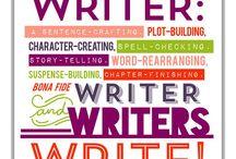 Awakening Aspiring Authors...like me! / All things writing.