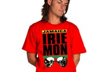 Jamaica Resort Wear Apparel / No need to find a gift shop, these tees are perfect Jamaica souvenirs