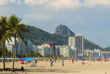 Rio de Janeiro  / Alô Alô Rio de Janeiro, aquele abraço! ... / by Murillo Martins
