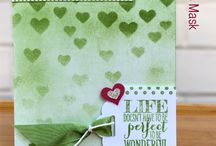 Perfect Pennants - Discontinued / Projects created by Cheryll using the Perfect Pennants Stamp Set from Stampin' Up!®