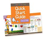 Welcome to Mother Goose Time / When you start the Mother Goose Time comprehensive preschool system, your first order will automatically include the Welcome Kit, a $40.00 collection for free. These materials help you set up your learning space. You will use and add to these displays throughout the year.
