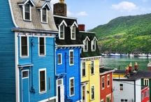 NFLD and Labrador / Home / by Helen Mossey