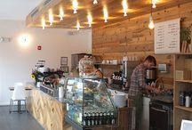 coffeshop display