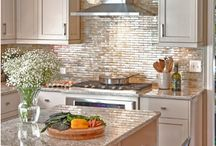 Contemporary Glass Backsplash - Sonoma Tilemakers