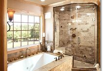Master Bathroom / by Carrie