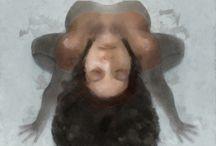 Illustration / The art of lighting ... Create illusion