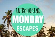 Monday Escapes / Monday Escapes is open to anyone who wants to share their travelling adventures from trips and holidays to attractions and sights. Pin your photos here and discover a community of travel lovers from all over the world. Monday Escapes runs every fortnight over my-travelmonkey.com and packingmysuitcase.com