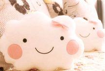 Peluches / Des peluches girly, kawaii, ou manga... de quoi câliner et décorer avec fun ;)