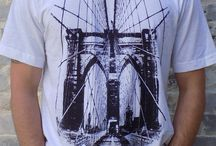 T-shirts by Black & Denim for the Men / Tee shirts for men. Made in the USA.