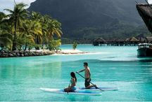 Beautiful Pictures of Four Seasons Resort, Bora Bora / An island in the Pacific ocean, Bora Bora – an ideal tourist spot to celebrate the beauty of nature and celebrate life, especially for honeymoon trips. The Four seasons resort in Bora Bora offers an excellent stay with unforgettable moments with your family or friends. Check this beautiful pictures of Four Seasons Resort, Bora Bora.