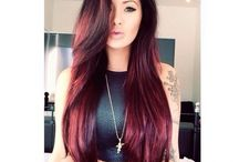 Hair x