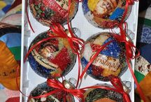 Holiday Cheer! / Great ideas for holiday decor and more! / by Bonnie K Hunter