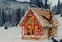 Gingerbread House Photographs and Photography / gingerbread house photographs and photography