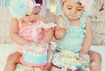 Twins birthday ideas