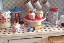 Miniaturas / Para la panadería/pastelería
