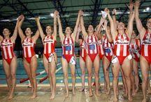 ΟΛΥΜΠΙΑΚΟΣ: Basket - Water Polo (Αντρικά-Γυναικεία) - Κολύμβηση.