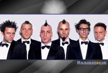 favorite bands musicians / by MAUREEN BRADLEY