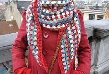 Crochet - Cowl, Scarf