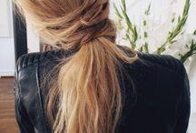 Hair colour & style inspiration