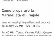 bimby marmellate